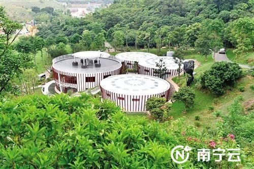 青秀山新东区青少年科普研学基地。