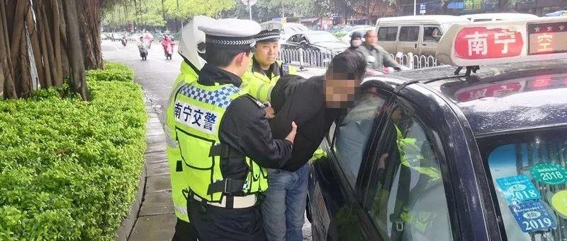 拘留5日罚款2000元!南宁男子驾驶套牌车被查