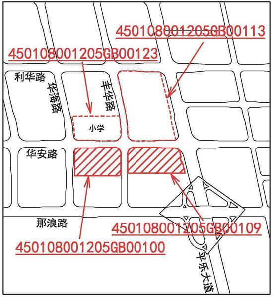 南宁出让8幅地块江南区最多 东站旁将建高档酒店