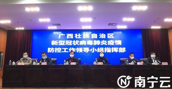 广西新增确诊病例连续14天降至个位数 仍需严防疫情反弹