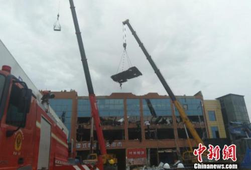 广西酒吧楼顶坍塌事故已造成5人死亡87人受伤