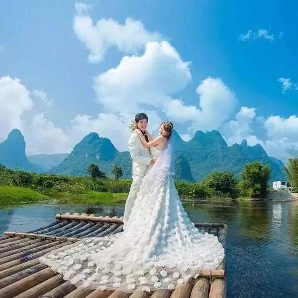 桂林越来越多外拍地都收费了 婚纱照拍得还愉快吗