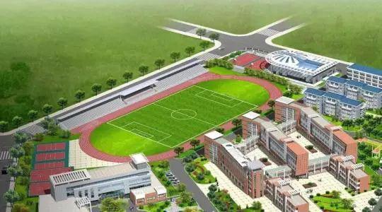 桂林:七星区将新建,续建11所中小学1所公办幼儿园小董镇小学中心图片