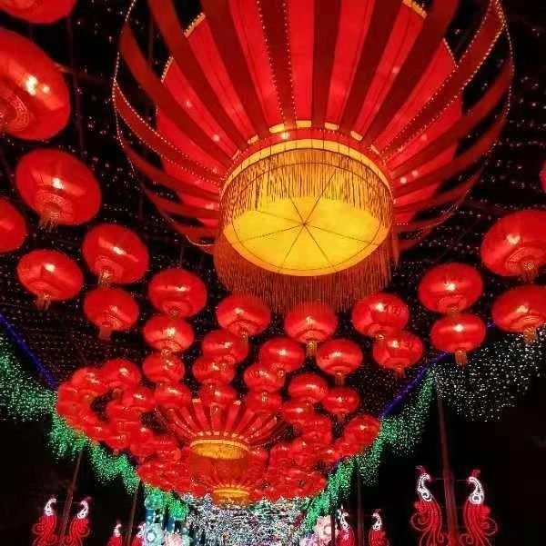元宵节期间青秀山夜游实行限流游览 具体时间看过来