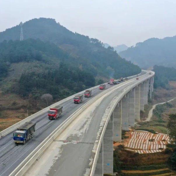 未来五年广西预计开工和续建高速公路项目117个
