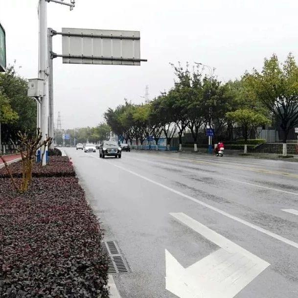 重要通知!今起柳州这条路实行单向通行 开车的要注意