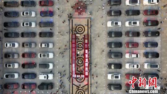 图为涉案豪车。 钟欣 摄