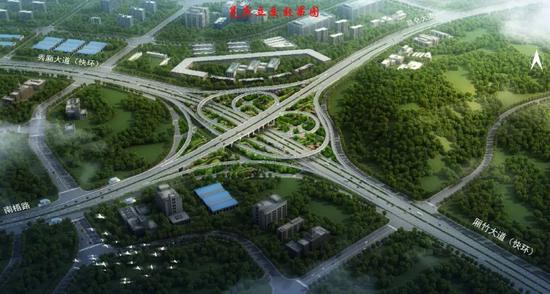 南宁邕宾立交桥片区道路7月18日起改扩建 请注意绕行