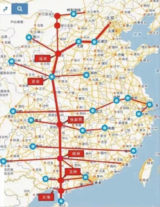 跨海高铁要来了!时速350公里 桂林到海口又多个选择
