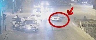 广西一男子醉驾逆行冲撞警车 辅警被撞飞受伤