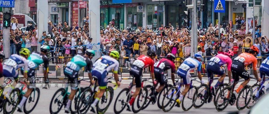 官宣!2020年环广西公路自行车世界巡回赛暂停举办