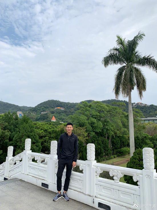 宁泽涛首次分享退役后生活 读书旅行开阔视野