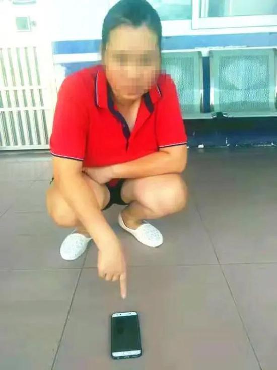 南宁一女子在微信群辱骂交警 被拘10日罚款500元