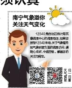 广西气象台继续发布高温蓝色预警 防暑必须认真