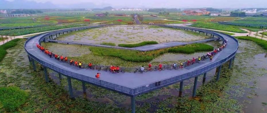旅游不用出远门!贵港这个地方成功创建4A级旅游景区