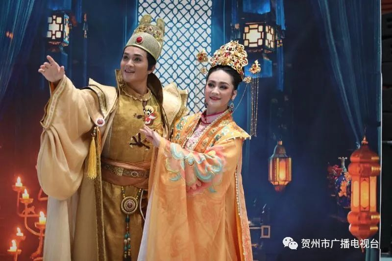 音乐剧《大明瑶妃》9月18、19日在贺州举行公演