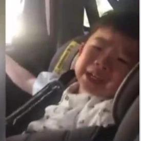 桂林3岁萌娃火了!放学后哭喊不回家:我要睡幼儿园