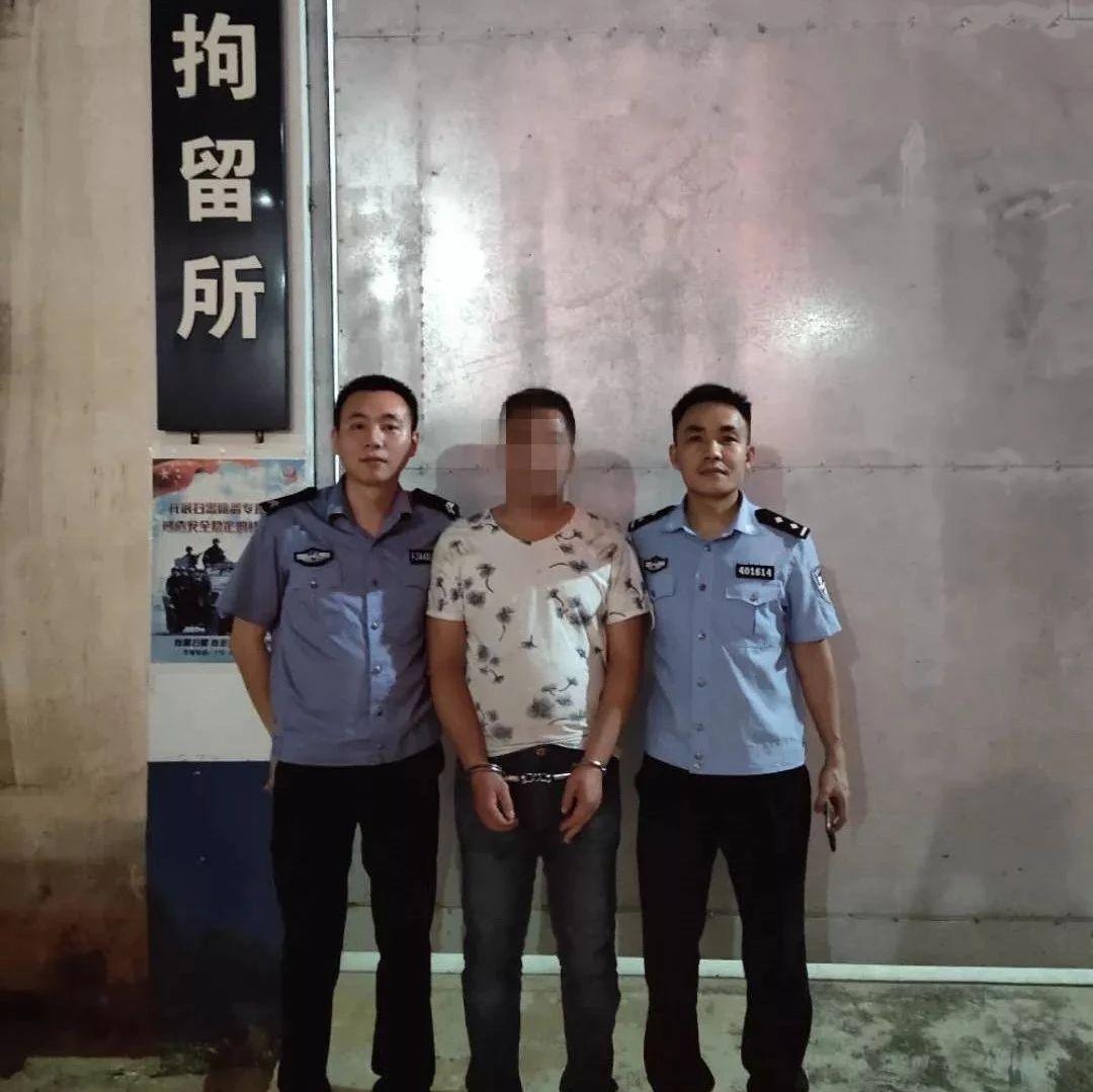 零容忍!梧州一男子阻碍交警执法还出言不逊被拘10日