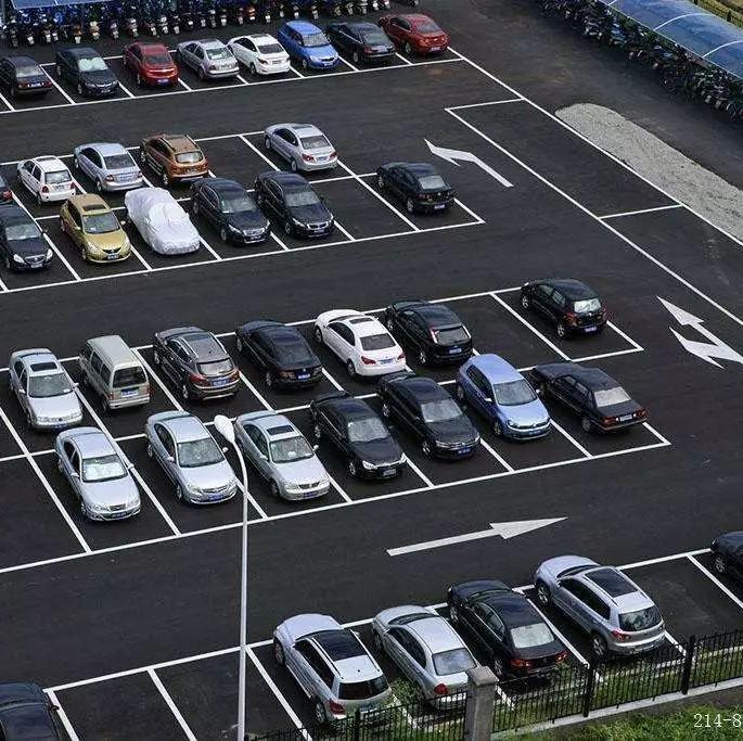 柳州一大波停车位袭来 去这些地方再不用苦苦找车位