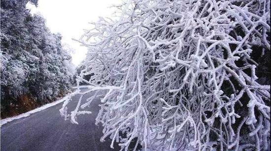 冷冷冷冷!又一股冷空气今天到桂林 低温阴雨伴着冷风