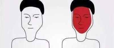 每一个喝酒易脸红的人 骨折的风险是常人的2.5倍