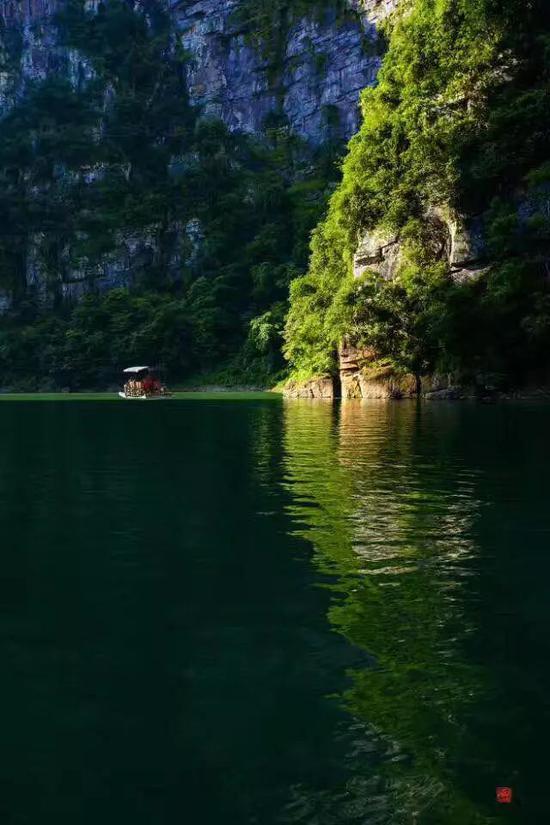 图片|圣堂湖提供