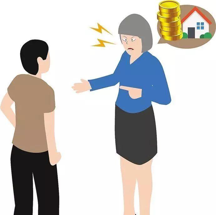 富豪生前为儿供楼 去世后继母告状:一半钱是我的