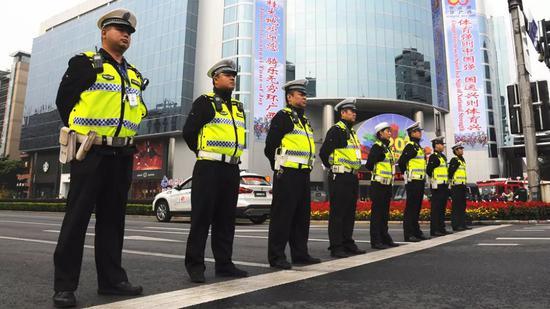 """桂林:三个警察讲述的三个故事道出的三段""""隐情"""""""