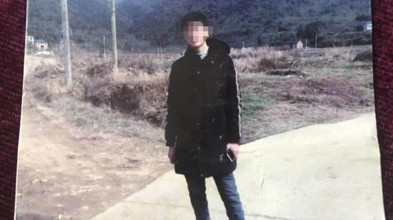 ▲王成(化名)生前照片。受访者供图