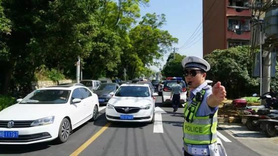 注意!柳州水狂节开幕式这些路段将采取交通管制