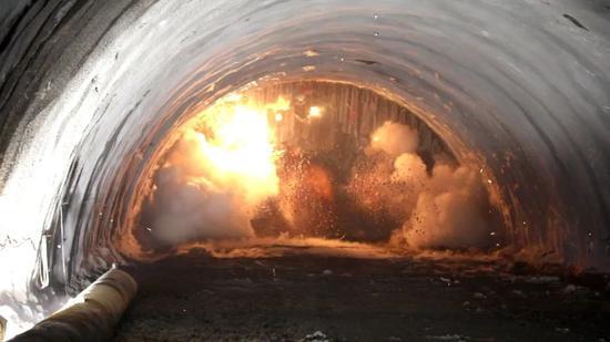 贵南高铁最新进度曝光!超5000米长的隧道贯通