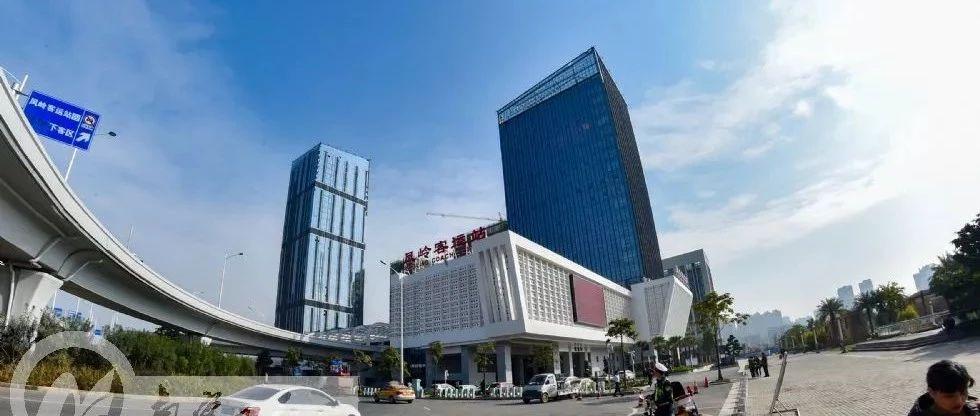 南宁凤岭客运站开门迎客 动车、地铁、大巴无缝换乘