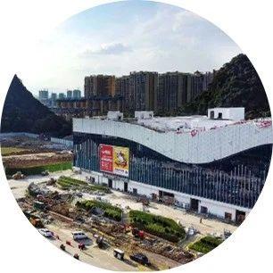 实拍!桂林轨道交通山水公园站内部曝光(组图)