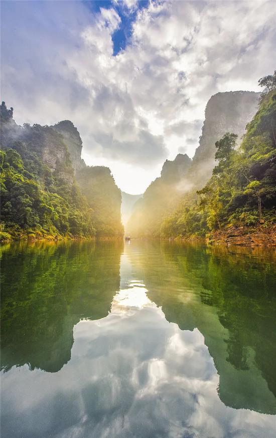 夏天的风从大瑶山中吹来|夏游广西·四大避暑旅游胜地