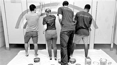 哈佛大学开学季新生志愿者服务