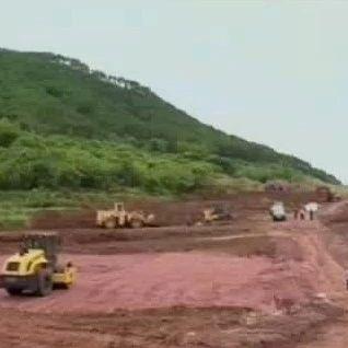 贵港:荔玉高速公路进展如何?平南段进入施工繁忙季