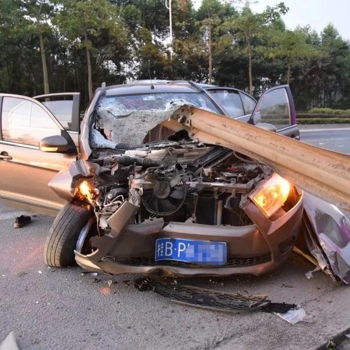 广西发生一起道路交通事故致2死 交警公开征集线索