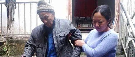 """贺州:侄孙媳妇把百岁的叔公当亲爷爷来""""善""""养"""