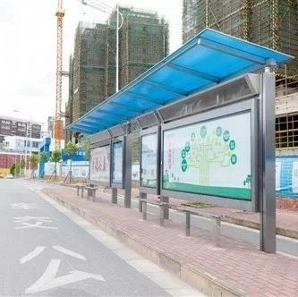南宁今年改造15个公交站点 缓解城市交通拥堵
