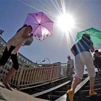 37℃!最强高温来袭 入伏后柳州高温持续热映