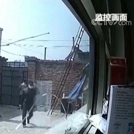 """这伙贼太嚣张!""""搬家式""""盗窃连宠物都不放过(视频)"""