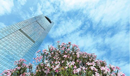 1—10月全国空气质量状况发布 南宁排名全国前列