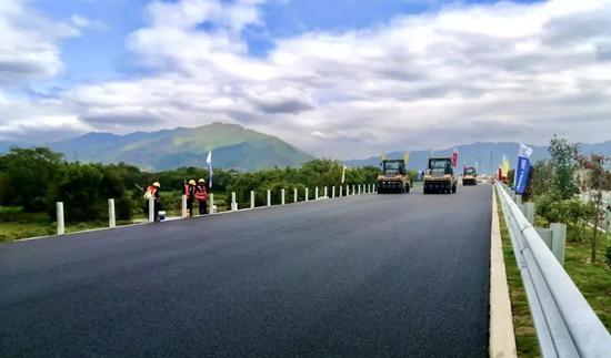 重磅!广西两条在建高速公路迎来即将通车的好消息