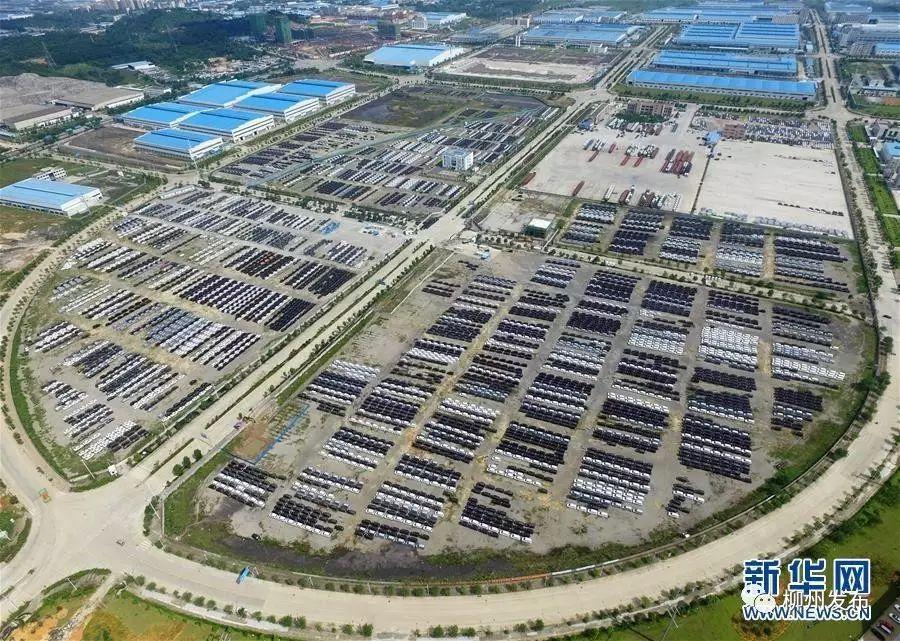 为什么说柳州是中国第三大汽车城?这篇文章告诉你