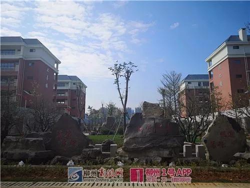 柳铁一中柳东校区教学区
