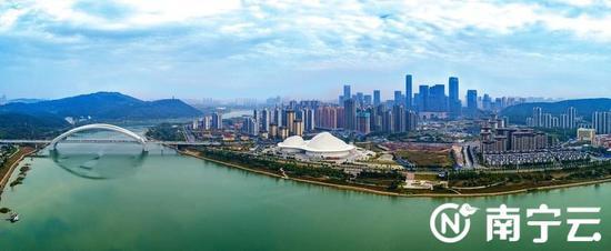 广西实施强首府战略 加快打造面向东盟区域性国际大都市