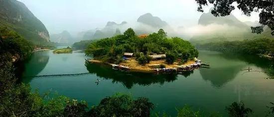广西将推出一批全国乡村旅游重点村 有奖补资金