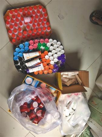 20元乳膏转手卖60元 倒卖明星小药16名药贩子被刑拘