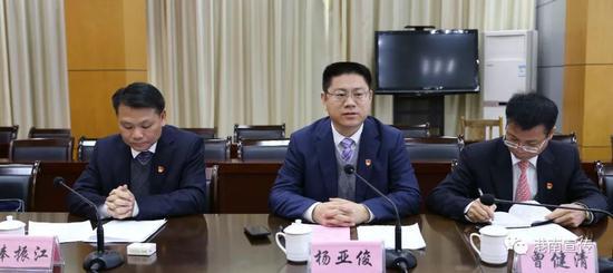 港南区政府代表
