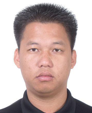 犯罪嫌疑人庞振海,男,42岁,博白县龙潭镇人